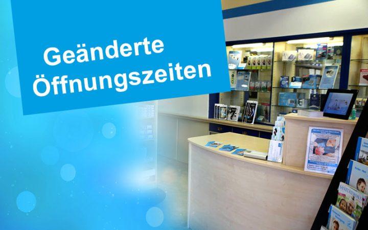 Öffnungszeiten Sanitätshaus, Dianastraße 18, 90441 Nürnberg