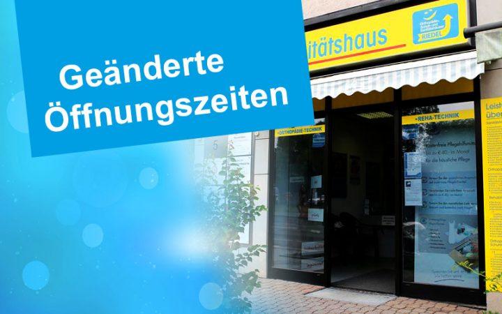 Öffnungszeiten Hansastraße 5