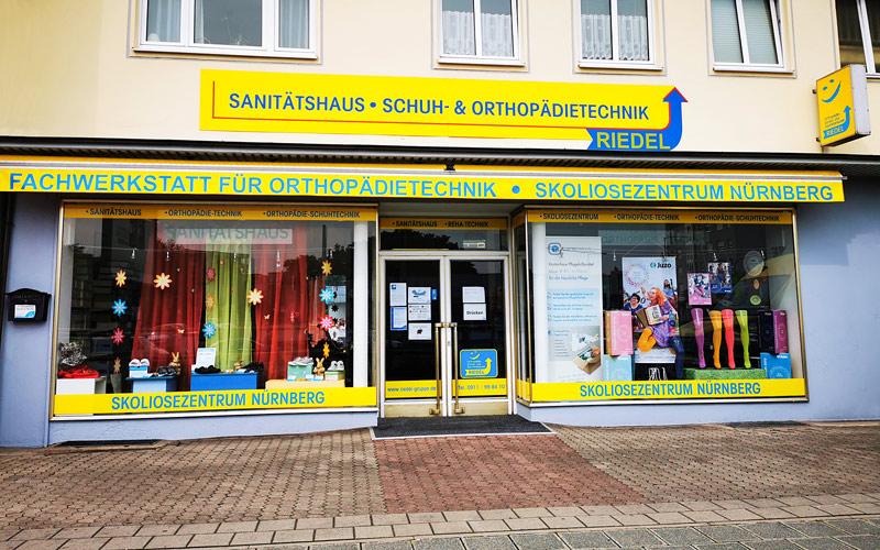 Äußere Bayreuther Str. 133 - Sanitätshaus