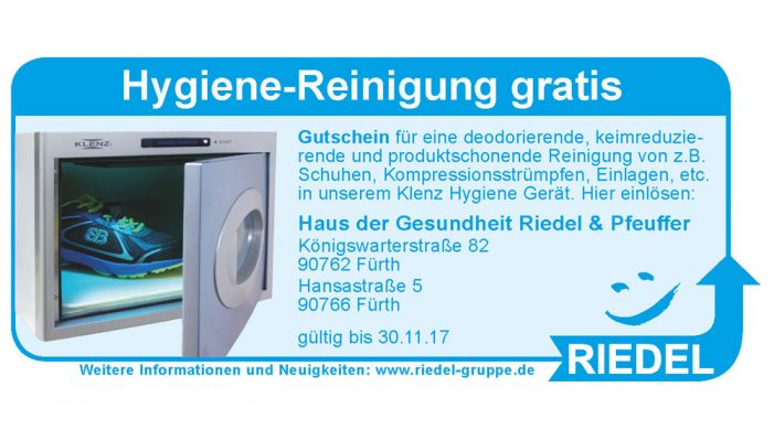 Coupon Clenzreinigung