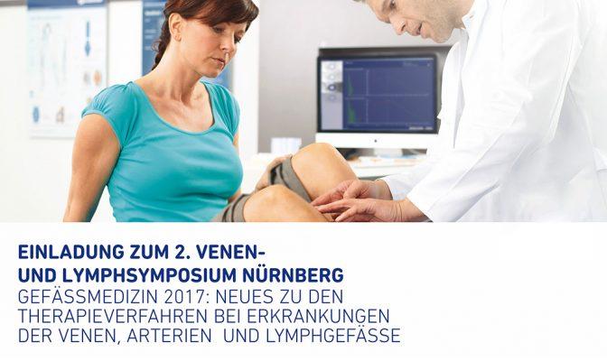 Einladung Lymphsymposium 2017