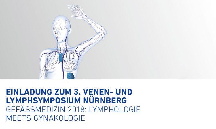 Einladung Lymphsymposium 2018