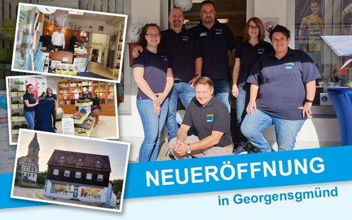 Sanitätshaus Eröffnung Marktplatz 17, 91166 Georgensgmünd