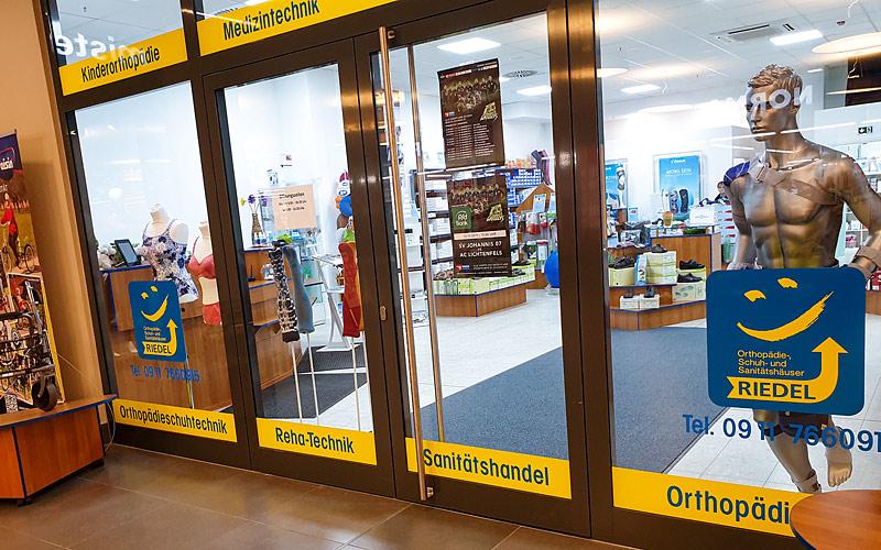 Hornschuch-Center Fürth Sanitätshaus