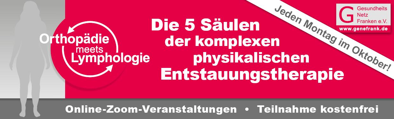 Orthopädie meets Lymphologie - Entstauungstherapie Panorama