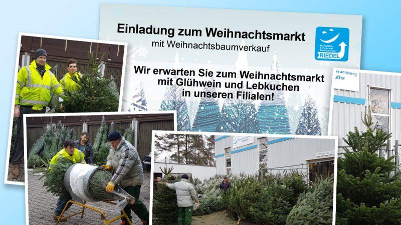 Einladung Weihnachtsbaumverkauf 2018