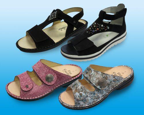 Sandalen Pantoffeln