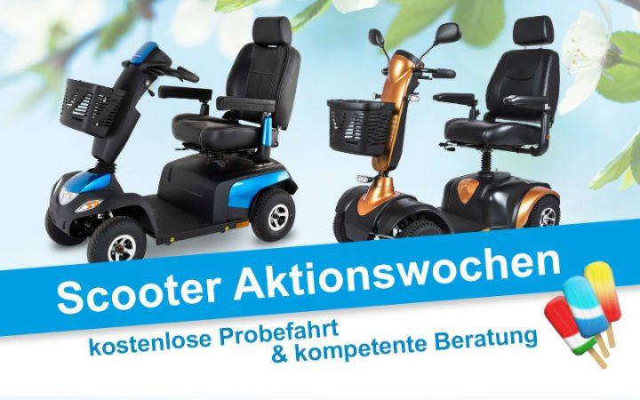 Scooter Aktionswochen - Elektromobil