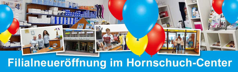 Filialneueröffnug im Hornschuch-Center Fürth