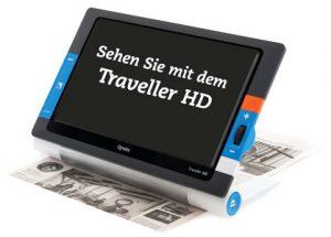 Optelec Traveller HD